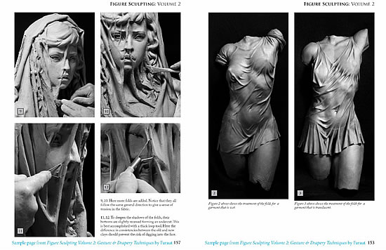 Philippe Faraut - Figure Sculpting Volume 2