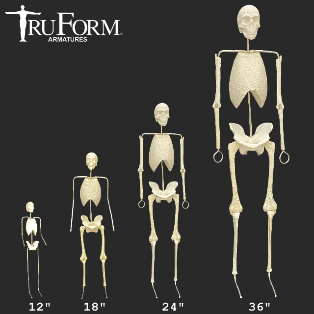 TruForm Figure Armatures