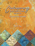 Contemporary Patination<br>2nd Edition<br>for bronze brass and copper