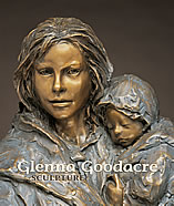 Glenna Goodacre Sculpture