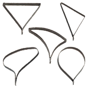Glyptic Monumental Loop - Set of 5