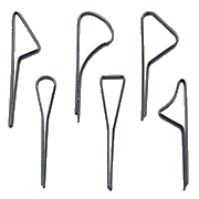 Glyptic Trimming Loops - Set of 6